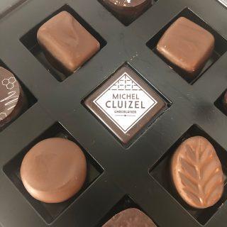 Michel Cluizel's ChocoVoice Chocolates