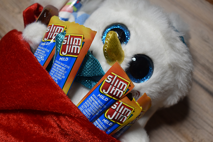 How To Make The Ultimate Stocking With Slim Jim #SlimJimBoldBreak