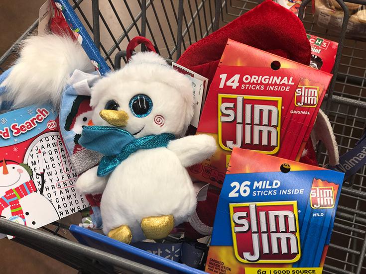 How To Make The Ultimate Stocking With Slim Jim #SlimJimBoldBreak