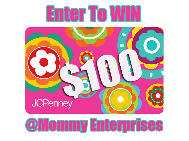 $100 JCPenney Gift Card Giveaway