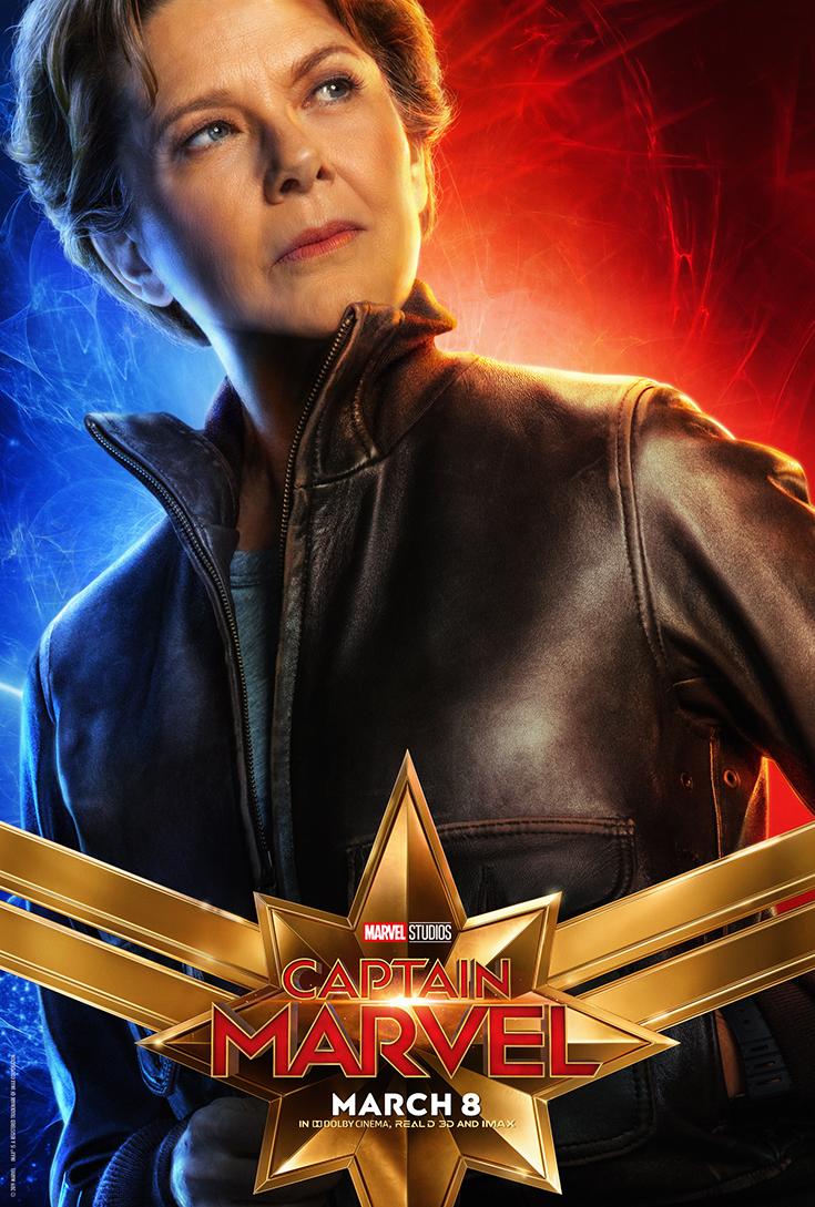 Captain Marvel - Walter Lawson - Movie Poster