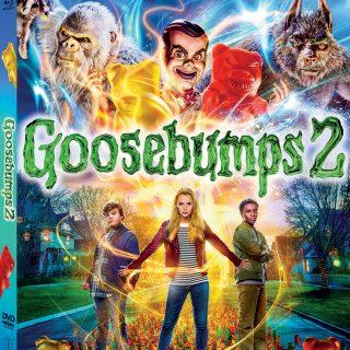 GOOSEBUMPS 2 Now On Blu-ray & DVD + #Goosebumps2 Giveaway
