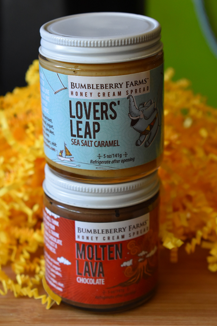 Bumbleberry Farms Honey Cream Spreads