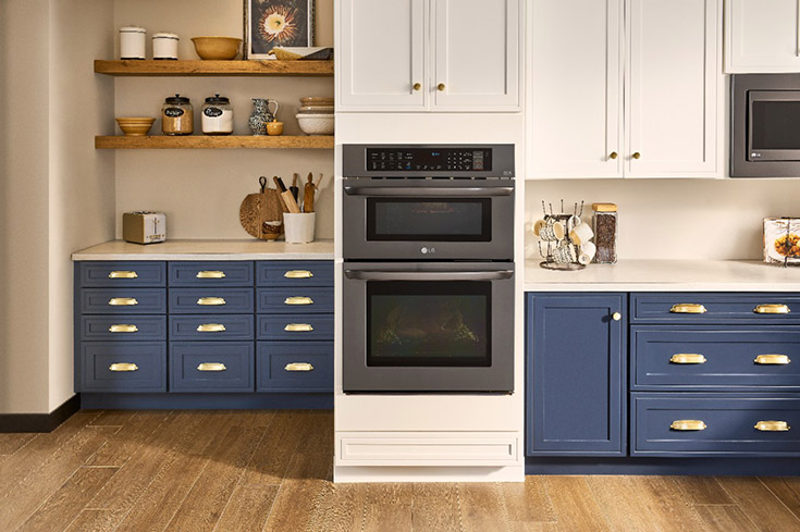 LG Combination Double Wall Ovens