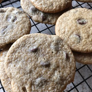 Matcha Chocolate Chip Protein Powder Cookie Recipe