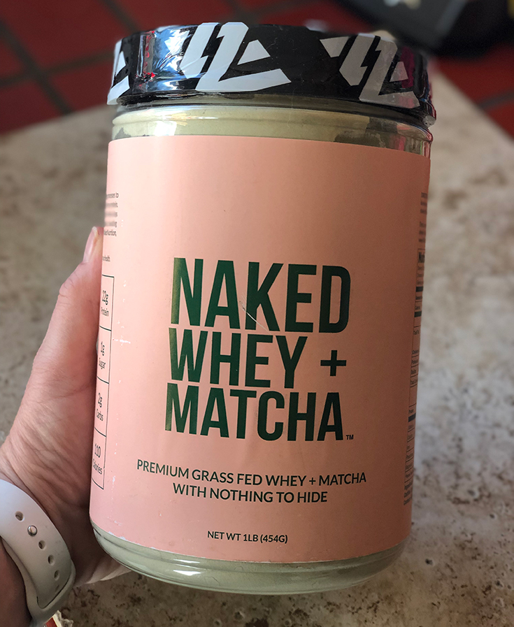 Matcha Protein Powder