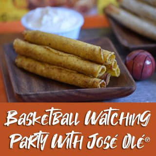 Basketball Watching Party With José Olé ® +$179 Coupon Prize Pack Giveaway