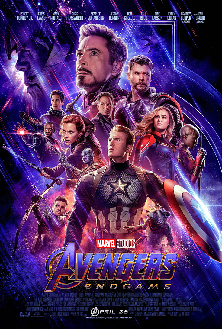 Marvel's Avengers: Endgame Movie Poster