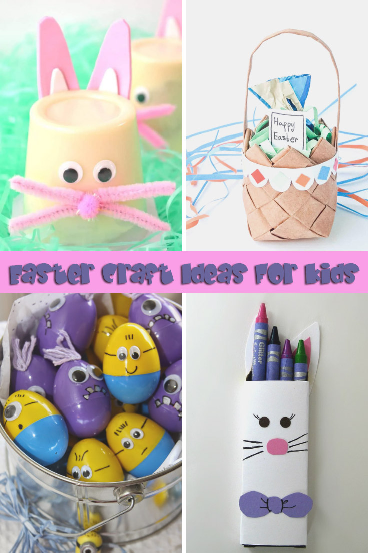 Easter Craft Ideas For Kids