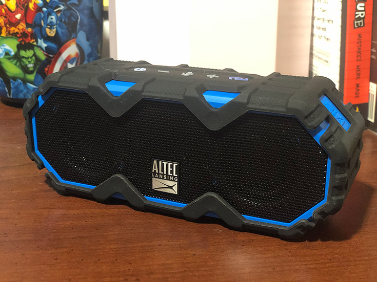 Mini LifeJacket Jolt Bluetooth Speaker Review