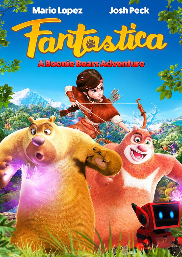 Fantastica - A Boonie Bears Adventure
