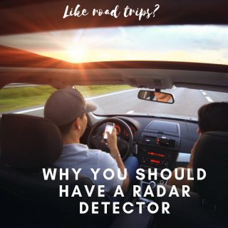 Why You Should Have A Radar Detector In Your Vehicle