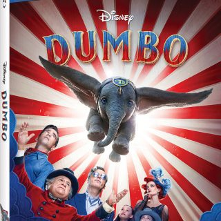 Disney's Live-Action Adventure DUMBO Now Available On Digital, Blu-ray & 4K