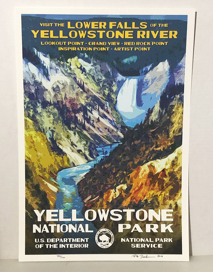 National Park Posters Review + Giveaway