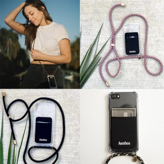 Keebos iPhone Case Necklace Giveaway