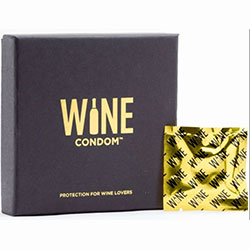 Wine Condom