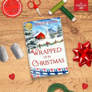 Wrapped In Christmas From Hallmark Publishing