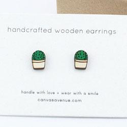 Canvas Ave Earrings