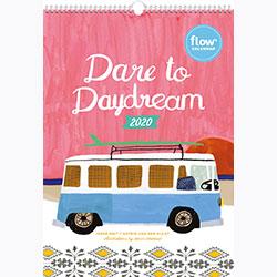 Dare To Daydream Flow Calendar