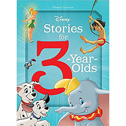 Disney Stories For 3 Year Olds