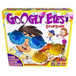 Googly Eyes Showdown