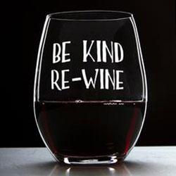 Lushy Wino - Be Kind Re-Wine