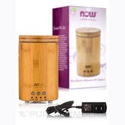 Real Bamboo Ultrasonic Oil Diffuser