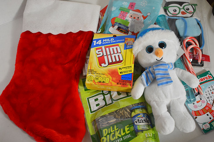 Stuff Those Stockings This Year With Slim Jim