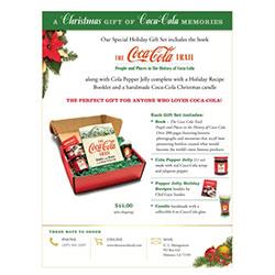 The Coca-Cola Trail Christmas Box