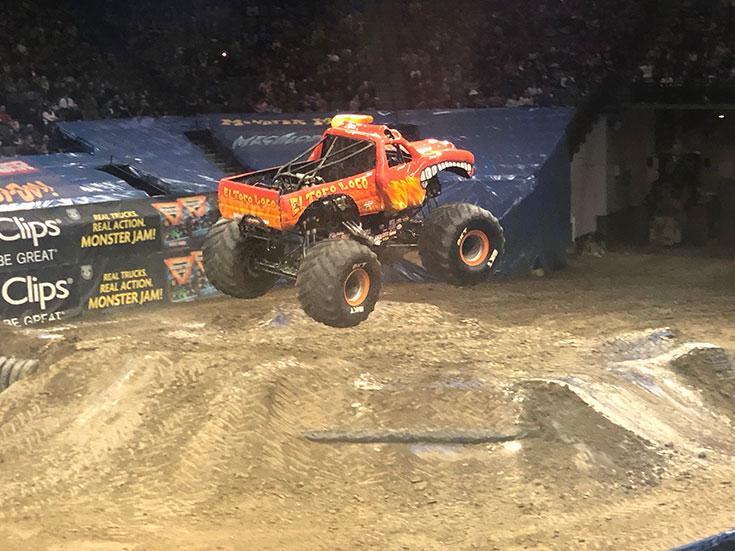El Torro Loco Monster Truck