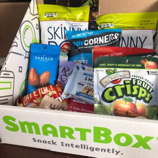 SmartBox - Snack Intelligently