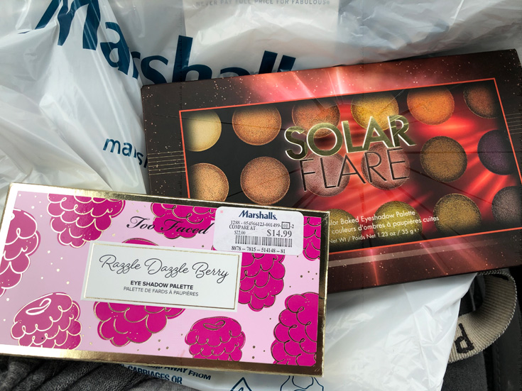 Too Faced Razzle Dazzle Berry at Marshalls