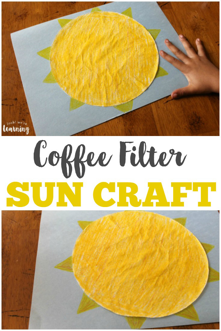 Coffee Filter Sun Craft