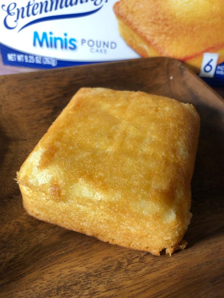 Entenmann's Minis Pound Cake