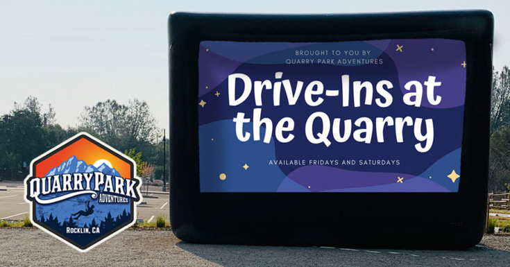 Quarry Park Adventures Announces Drive-In Movies At The Quarry