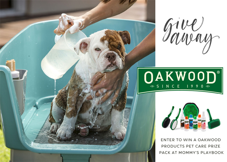 Oakwood Products Pet Care Giveaway