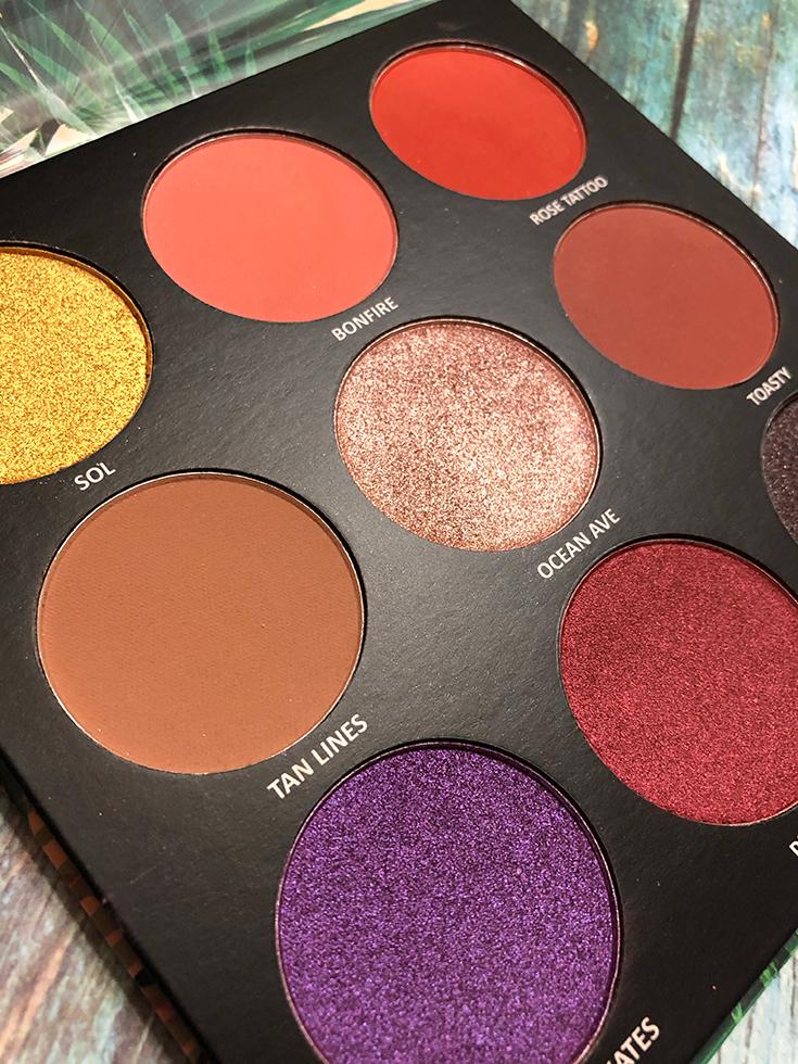 Bailey Sarian Estate Eyeshadow Palette