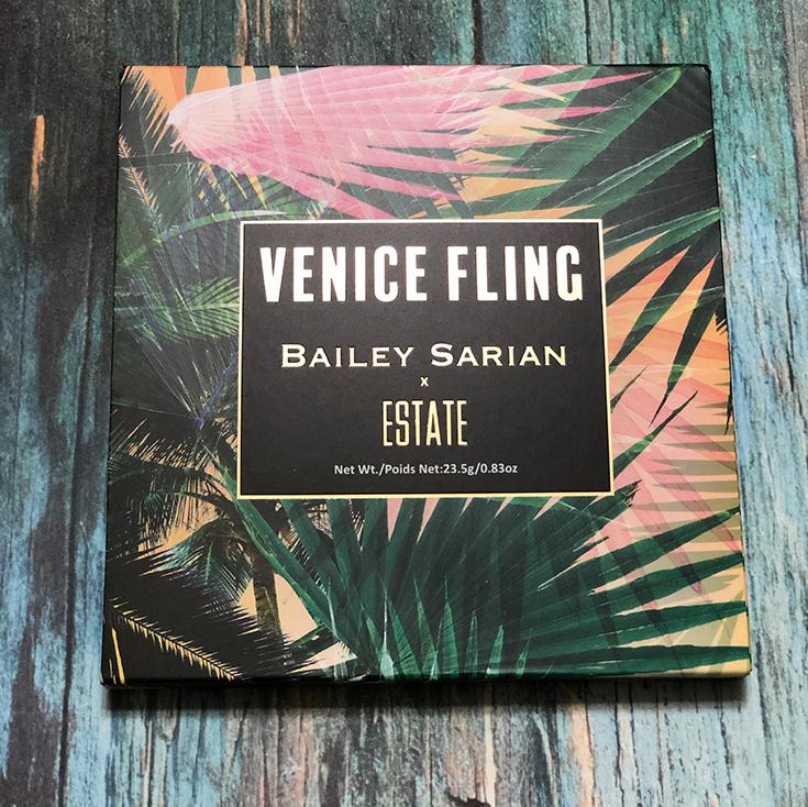 Venice Fling Bailey Sarian Palette