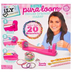 3-in-1 Pura Loom Deluxe Bracelet Maker