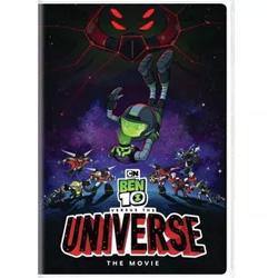 Ben 10 Vs. The Universe DVD