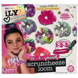 Do-It-Yourself Scruncheeze Loom