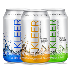 Kleer CBD Water