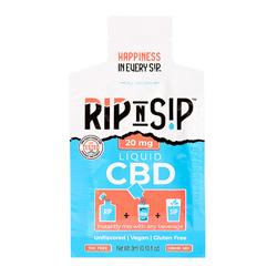 Rip N Sip Liquid CBD