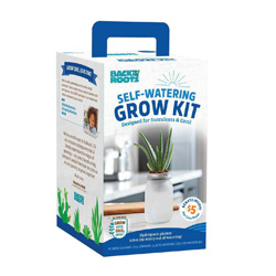 Back To The Roots Self-Watering Grow Kit Rattlesnake Jake