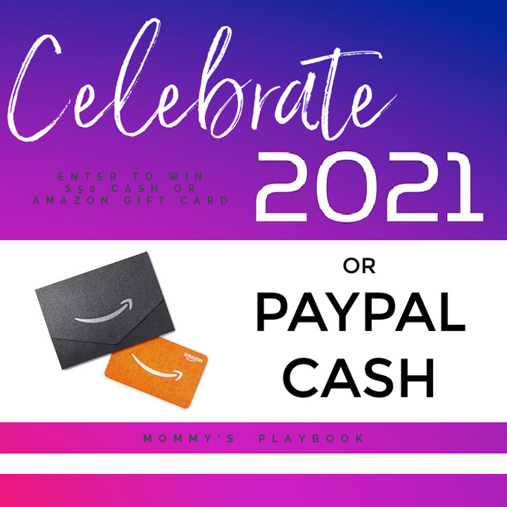 New Year 2021 $50 PayPal Cash Giveaway