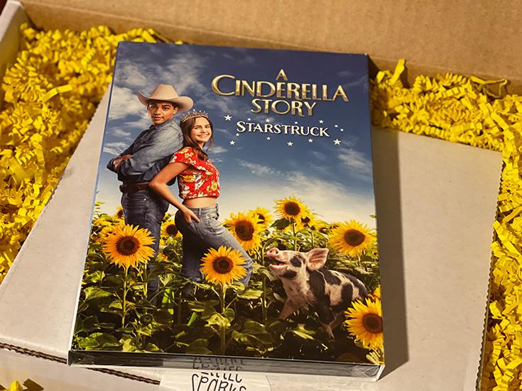 A Cinderella Story Starstruck Is Now Available On DVD #CinderellaStarstruck