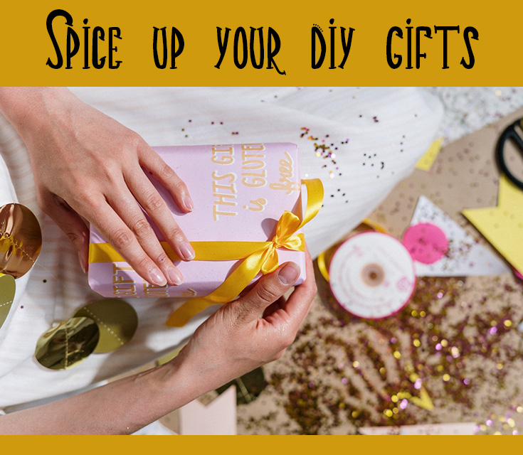 Spice Up Your DIY Gifts