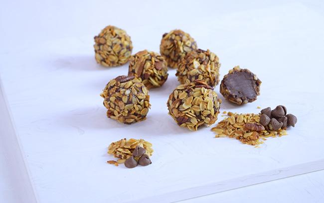 Granola Truffles