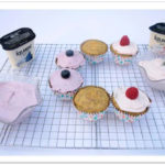 Vanilla Cupcakes Recipe With Skyr Icing