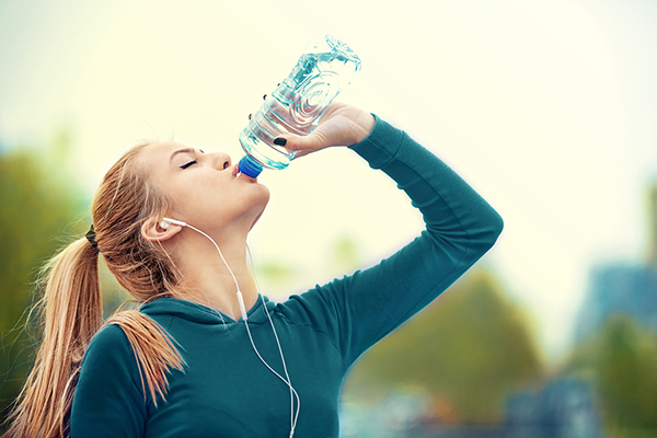 Is Your Water Intake Sufficient?